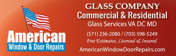 VA Window Door Glass
