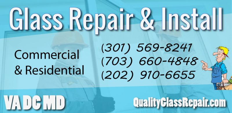 Virginia Glass Repairs